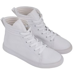 Men s Hi-Top Skate Sneakers