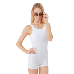 One Piece Boyleg Swimsuit