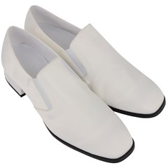 Women Slip On Heel Loafers
