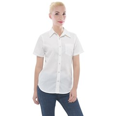 Women s Short Sleeve Pocket Shirt