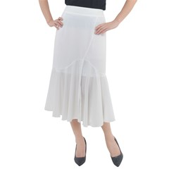 Midi Mermaid Skirt