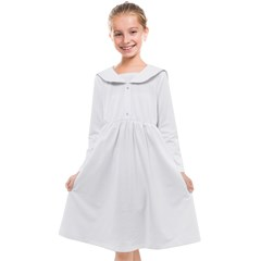 Kids  Midi Sailor Dress