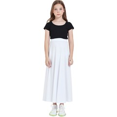 Kids  Flared Maxi Skirt