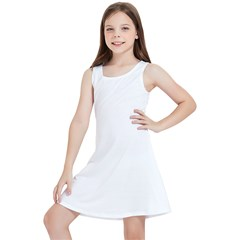 Kids  Lightweight Sleeveless Dress
