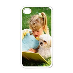 iPhone 4 Case (White)