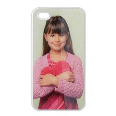 Apple iPhone 4/4s Seamless Case (White)