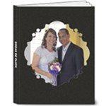 Bodas de Plata - 8x10 Deluxe Photo Book (20 pages)