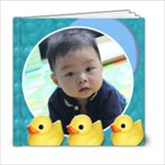 Chan Wun Lam - 6x6 Photo Book (20 pages)