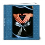 Jasmine Shower Book - 6x6 Photo Book (20 pages)