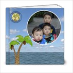 Three Princes - 6x6 Photo Book (20 pages)