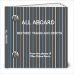 RAILROAD DEPOTS 8X8 2013 - 8x8 Photo Book (20 pages)