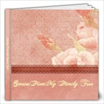 Stories from my Family Tree - 12x12 Photo Book (20 pages)