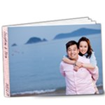 J & A  130127 - 9x7 Deluxe Photo Book (20 pages)