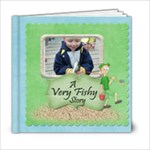 Gone Fishing 6x6 photobook 1 - 6x6 Photo Book (20 pages)
