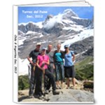 Chile 8x10 20 pg book - 8x10 Deluxe Photo Book (20 pages)