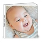 new born baby - 6x6 Photo Book (20 pages)