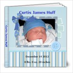 Curtis - 8x8 Photo Book (20 pages)