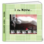 Meow8x8 - 8x8 Deluxe Photo Book (20 pages)