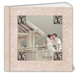 Leo & Ling - 8x8 Deluxe Photo Book (20 pages)