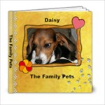 pets - 6x6 Photo Book (20 pages)