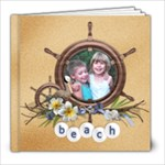 Vacation 8x8 20 page - 8x8 Photo Book (20 pages)