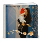Mother and Son - 6x6 Photo Book (20 pages)