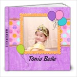 Tonia Shiu - 8x8 Photo Book (20 pages)