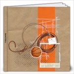 Basketball 12x12 Photo Book (20 pages)