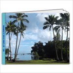 HAWAI I 2012 DEC.15-26 - 9x7 Photo Book (20 pages)