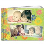 Nong Prim & Nong Pib - 9x7 Photo Book (20 pages)