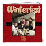 Winterfest 2013 - 8x8 Photo Book (20 pages)
