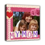 mothers day - Mini Canvas 8  x 8  (Stretched)
