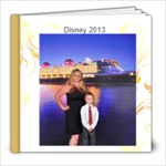 disney cruise - 8x8 Photo Book (20 pages)