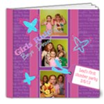 SLUMBER PARTY - 8x8 Deluxe Photo Book (20 pages)