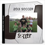 soccer - 12x12 Photo Book (20 pages)