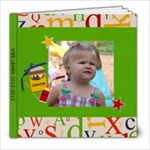 WeeLearnTemplate - 8x8 Photo Book (20 pages)