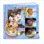 Yiu Yiu - 6x6 Photo Book (20 pages)