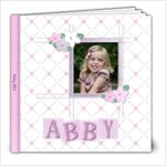 abs book - 8x8 Photo Book (20 pages)