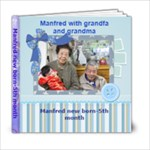 mau mum - 6x6 Photo Book (20 pages)