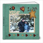 HIVER 2012-13 - 8x8 Photo Book (20 pages)