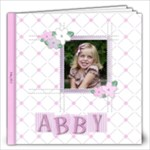 abs book large - 12x12 Photo Book (20 pages)