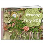 Granny Tilly 2013 - 9x7 Photo Book (20 pages)