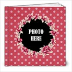 Sweetie 8x8 - 8x8 Photo Book (20 pages)