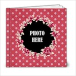 Sweetie 6x6 - 6x6 Photo Book (20 pages)