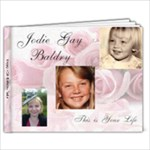 Jodies 40th book - 11 x 8.5 Photo Book(20 pages)