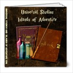 Universal Studios 2010 - 8x8 Photo Book (20 pages)