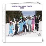 Tahoe Barb - 8x8 Photo Book (20 pages)