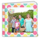 easter 2013 - 8x8 Deluxe Photo Book (20 pages)