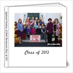 Appleseed Academy - 8x8 Photo Book (20 pages)