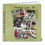 French Lick, Indiana 2009 - 8x8 Photo Book (20 pages)